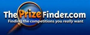 DM plc Group the Prize FInder logo